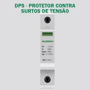 DPS - PROTETOR CONTRA SURTOS DE TENSÃO